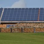 Solaranlage Bauernhof